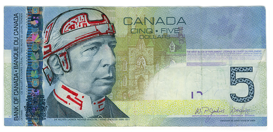 Canadian Dollar TRON
